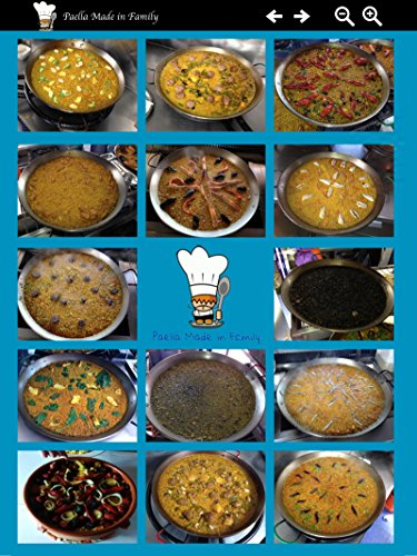 Paella Made in Family: 400 recetas de paellas, arroces y calderos (volumen 1)