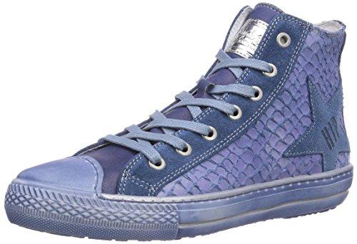 HIP H1659, Low-Top Sneaker bambina, Blu (Blau (43CO)), 25
