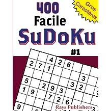 400 Facile SuDoKu #1