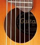 Yamaha GL1 Guitalele - Ukelele-size Guitar (Tobacco Brown Sunburst) & gig bag