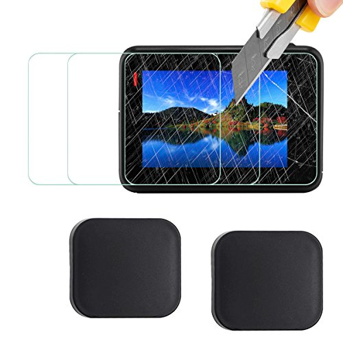 beewayr-3x-hd-tempered-glass-lcd-screen-protector-with-2pcs-lens-cap-cover-accessories-for-gopro-her