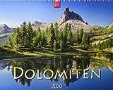 Dolomiten: Original Stürtz-Kalender 2020 - Großformat-Kalender 60 x 48 cm -
