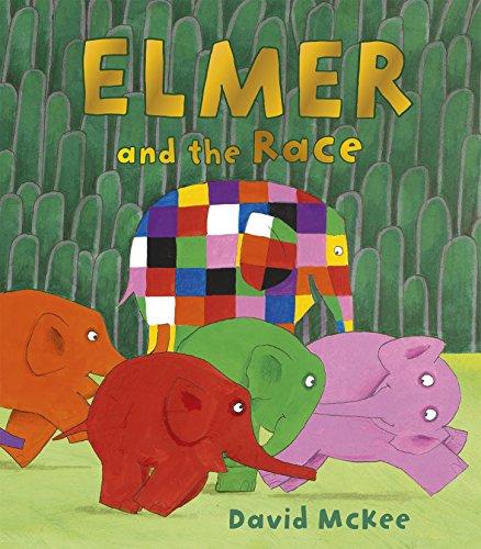 Elmer and the Race (Elmer Picture Books) por David McKee