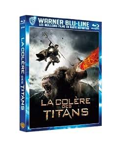 La colère des titans [Blu-ray] [FR Import]