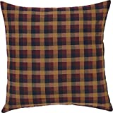 VHC Brands Primitive Check Fabric Euro Sham