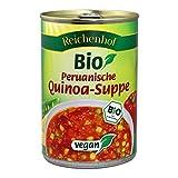 Reichenhof Bio Peruanische Quinoa-Suppe - vegan, 6er Pack (6 x 400 g)