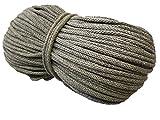 Baumwollkordel 50M Baumwollschnur BW-Kordel 5mm Baumwolle schnur NATUR deco viele Farben