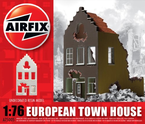 airfix-a75005-belgian-ruin-town-house-176-scale-unpainted-resin-building