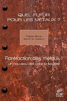 Quel futur pour les métaux ?: Raréfaction des métaux : un nouveau défi pour la société par [Bihouix, Philippe, De Guillebon, Benoît]