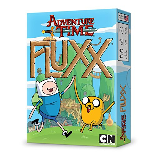 looney-labs-adventure-time-fluxx-gioco-di-carte-lingua-inglese