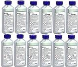 12x Détartrant universel liquide AllSpares (250ml) pour Saeco/Philips CA6700 devant...