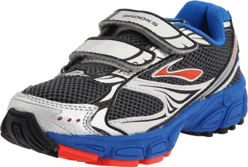 Brooks Kids Ghost4 Bambino 130007 1D 841 VS Colore: Shadow/Olympic Blue/Nero, (-), 10.5