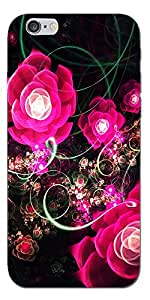 DigiPrints High Quality Printed Designer Soft Silicon Case Cover For Apple iPhone 6