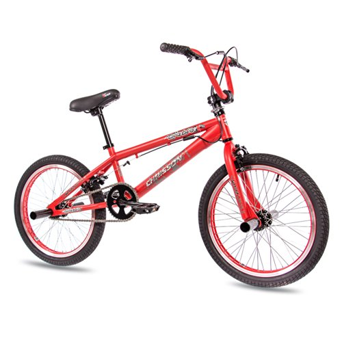 20 BMX BIKE KIDS CORE 360 ROTOR FREESTYLE RED   (20 INCH)