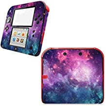 Linyuan Calidad Estable Pattern Cover Case Skin Sticker Decals 0128# para Nintend 2DS