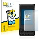 2x BROTECT HD-Clear Protector Pantalla Garmin Vivoactive HR Película Protectora – Transparente, Anti-Huellas
