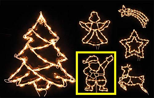 Weihnachten Fenster Beleuchtung | Li Il Fensterbeleuchtung Weihnachten Vergleiche Top Produkte