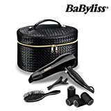 BaByliss The Style Collection Dryer Gift Set 2200W With 3 Heat 2 Speed Settings 5737FGU