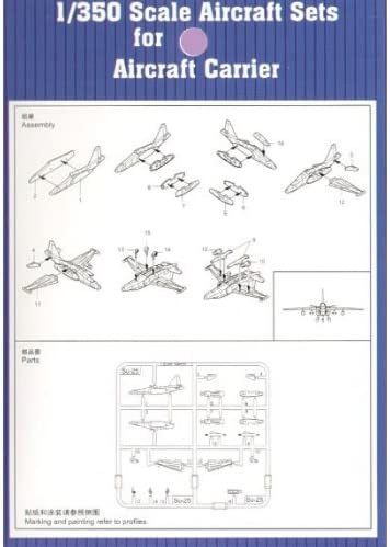 SU-25 UTG Frogfoot Aircraft Set 6-Box Trumpeter | Les Clients D'abord