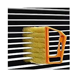 7 Brush venetian blind cleaner duster for most types of blinds and shutter
