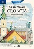Cuadernos de Croacia (Acuarelas de viaje)