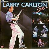 Laser Disc Larry Carlton Live Pioneer Artist 1987 Laservision NTSC