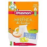 Plasmon Merenda Latte Vaniglia - 240 gr