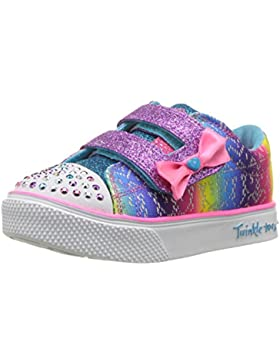 Skechers Twinkle Breeze 2.0-Colour Croc, Zapatillas Para Bebés