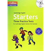 Practice Tests for Starters: YLE (Collins Cambridge English)