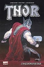 Thor - Dieu du tonnerre T01 de Jason Aaron