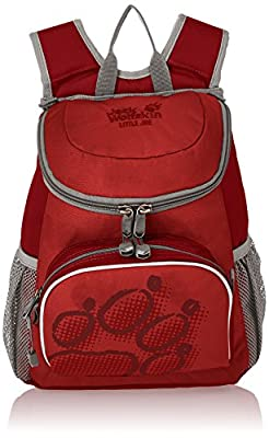 Jack Wolfskin Unisex - Kinder Rucksack Little Joe, 11 liters