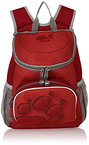 Jack Wolfskin Bambini Zaino Little Joe, Red Fire