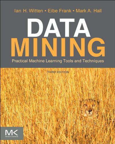 Data Mining:: Practical Machine Learning Tools and Techniques (The Morgan Kaufmann Series in Data Management Systems)