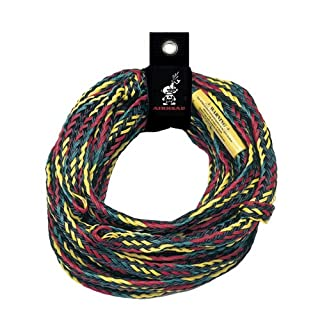 AIRHEAD DELUXE 4,150 LB TUBE TOW ROPE 60 FT. 1-4 RIDER