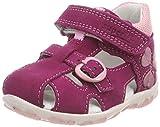 Superfit Baby Mädchen Fanni Sandalen, Pink (Berry Kombi), 22 EU