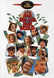 It's a Mad Mad Mad Mad World [Import USA Zone 1]