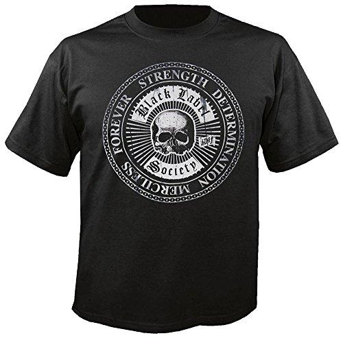 BLACK LABEL SOCIETY - Strength - T-Shirt Größe XL (Xl Label Black)