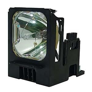 Lampe compatible VLT-XL5950LP pour vidéoprojecteur MITSUBISHI XL5980U