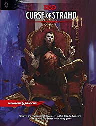Curse of Strahd: A Dungeons & Dragons Sourcebook (D&D Supplement) by Wizards RPG Team (2016-03-15)