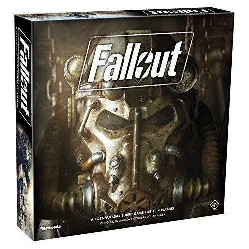 Fallout Boardgame - Ingles