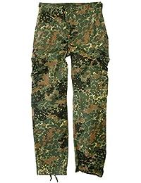 Mil-Tec BDU Ranger Kampfhose Flecktarn