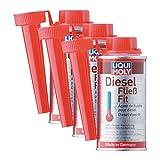3x LIQUI MOLY 5130 Diesel Fließ-Fit Winterfest Kraftstoffzusatz 150ml