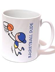 Mug Ballon de Basketball Dude