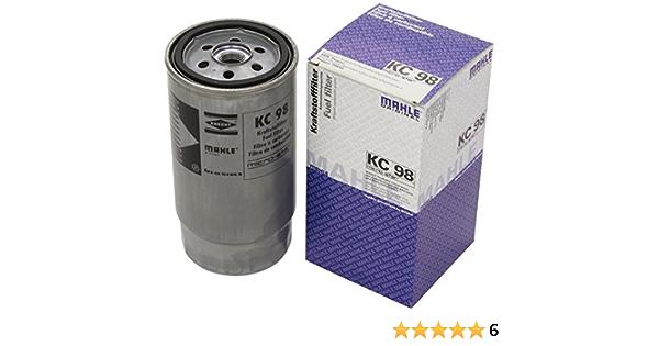 Mahle Knecht Kc 98 Fuel Filter Auto