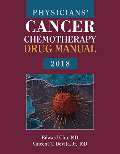Physicians' Cancer Chemotherapy Drug Manual 2018 por Edward Chu