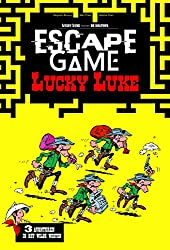 Escape game Lucky Luke: 3 avonturen in het wilde westen