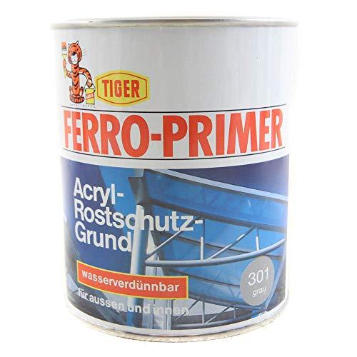 Tiger Rostschutzgrund Ferro Primer 301 grau 0,75 L