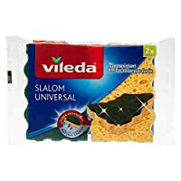 Vileda Slalom Universal Sponge 2 Pieces