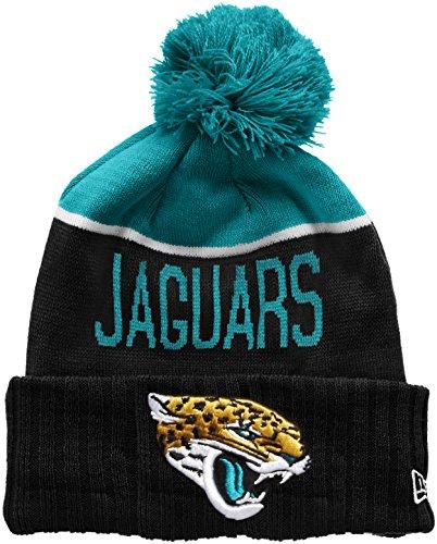 New Era New Era Nfl Sport Knit Jacksonville Jaguars-Cuffia Uomo    Green (Team) Talla unica