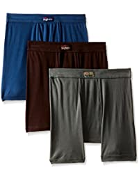 Dollar Bigboss Men's Solid Trunk (Pack of 3)(MDTR-04_Multicolour_X-Large)